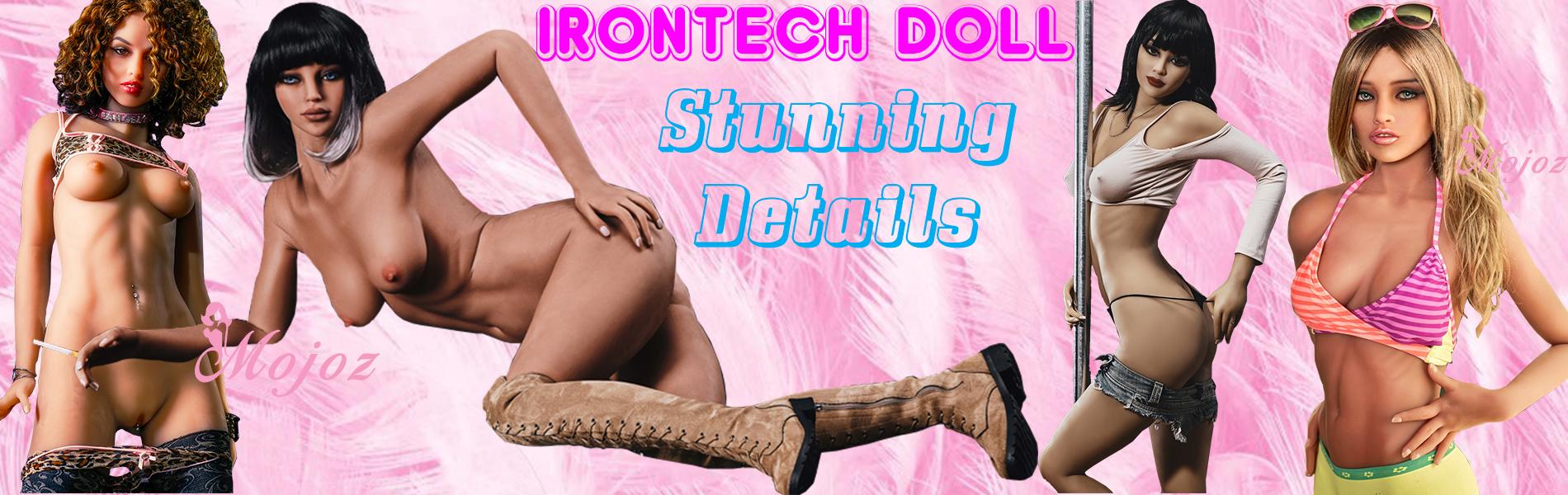 Irontech Dolls