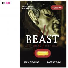 Beast Single Pill male enhancement stamina erection stay hard