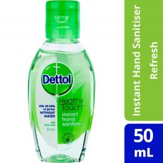 DETTOL Instan Hand Sanitiser 50ml with Aloe Vera