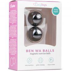 EasyToys Geisha Collection Magnetic Ben Wa Kegel Balls 25mm