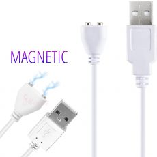 Replacement Magnetic USB Charging Cable for sex toy vibrators