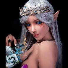 SE 150cm E-cup PRINCESS AMANDA ELF Realistic TPE Sex Doll