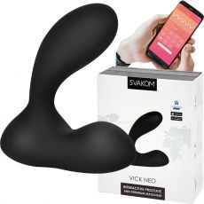 SVAKOM VICK NEO APP Interactive Prostate Massager Vibrator USB Anal Plug