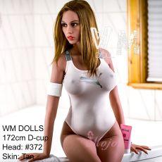 WM 172cm D-cup MANDY Realistic TPE Sex Doll