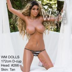 WM 172cm D-cup REESE Realistic TPE Sex Doll Fully Customisable