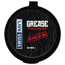 Swiss Navy Grease Oil Lubricant 59ml (2oz)
