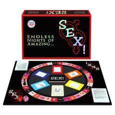 Sex! Board Game