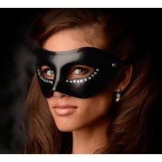 Luxoria  Masquerade Mask BDSM Black