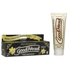 GoodHead Oral Delight Gel French Vanilla Blow Job