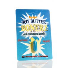 BOY BUTTER Bonerz Single Pill male performance enhancer Stamina capsule Libido