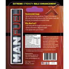 ManFuel XTREME Edition Single Pill male enhancement