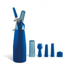 Special Blue 1/2 Pint Whip Cream Dispenser Blue