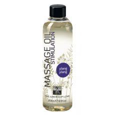 Shiatsu Massage Oil Ylang Ylang 250ml
