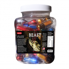 Beast 60 Pill Bottle Male Enhancement Erection Stamina