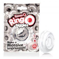RingO Biggies - Clear-FLD