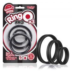 RingO Pro x 3 - Black