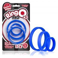 RingO Pro x 3 - Blue