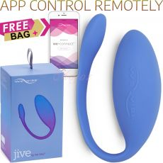WE-VIBE JIVE Wearable G-Spot Vibrator App-Controlled From Anywhere