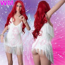 WM Exclusive 172cm B-cup BRIANNA Realistic TPE Sex Doll