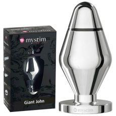 Mystim Giant John anal butt plug