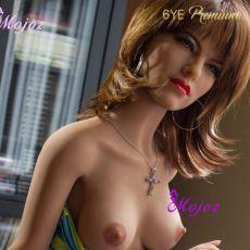 6YE 150cm B-cup NELLY N21 Realistic TPE Sex Doll