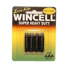 AAABP4SH-Wincell Aaa Super Heavy Duty Batteries