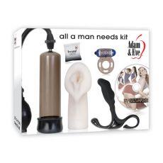 Adam & Eve All A Man Needs Kit