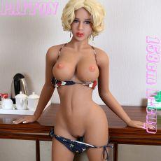 AF 158cm D-cup PAYTON Realistic TPE Sex Doll