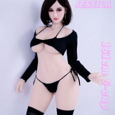 AF 161cm G-cup JESSICA Realistic TPE Sex Doll