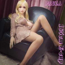 AF 165cm E-cup PAULA Realistic TPE Sex Doll