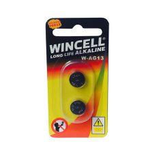 Wincell LR44 Alkaline Cells