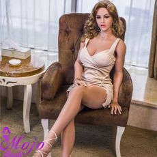 AS DOLLS 166CM C-CUP MONICA Realistic TPE Sex Doll