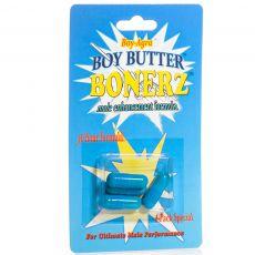 Boy Butter Bonerz 4 Pack Male Enhancement Pills Libido