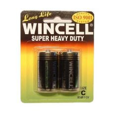 Wincell C Super Heavy Duty Batteries