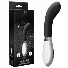 Luna Apollo G-Spot Vibrator Massager Wand Clitoral Stimulator USB Adult