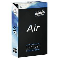 Four Seasons Air Ultra Thin Condoms 10-pk