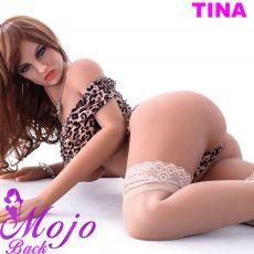 HR 160cm D-Cup TINA Realistic TPE Sex Doll