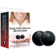 Body-Safe Silicone Ben Wa Balls