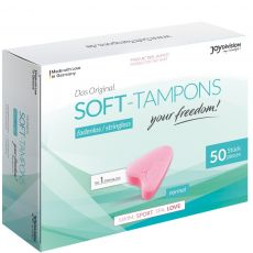 Joy Division Soft Sponge 50pk Menstrual Sponges Sex