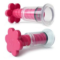 KinkLab T-Cups Nipple Suction Set