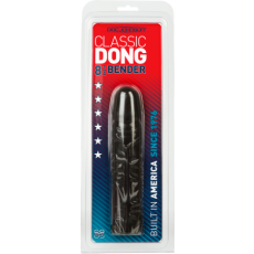 "Classic Dong Bender 8"" (Black)"
