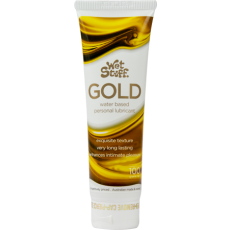 Wet Stuff Gold 100ml Personal Lubricant