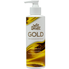 Wet Stuff Gold - Pump (270g) Personal Lubricant