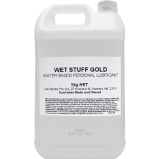 Wet Stuff Gold - Bottle (5kg)