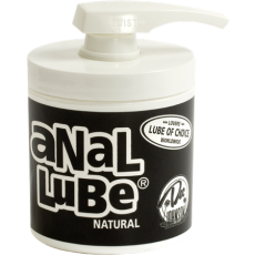 Doc Johnsons Anal Glide Natural Lubricant 134g Pump