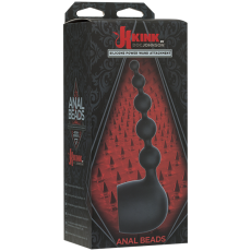Silicone Wand Attachment - Anal Beads
