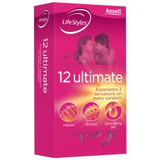 Ultimate Stimulating 12's