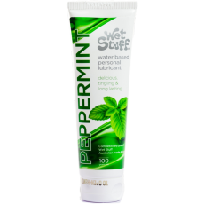 Wet Stuff Peppermint Tingle - Tube (100g)