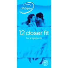 Closer Fit 12's