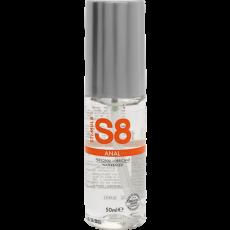 S8 WB Anal Lube 50ml